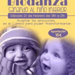 "BIODANZA ""Sanando al Niño Interior"""