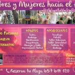"""VACACIONES DE VERANO """"Hombres y Mujeres hacia el Amor"""""""