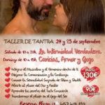 """TALLER DE TANTRA """"La Intimidad Verdadera"""" y """"Caricias, Amor y Gozo"""""""