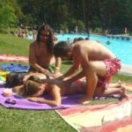 Vacaciones alternativas tantra yoga fiestas masajes naturaleza