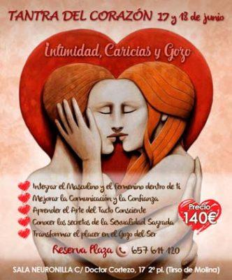 taller de tantra Intimidad Caricias y Gozo 2