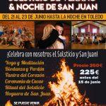 ENCUENTRO ESPECIAL SOLSTICIO DE VERANO Y NOCHE DE SAN JUAN