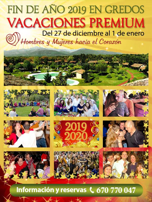 Fiesta de Fin de Año 2019 en Gredos