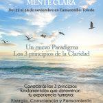 CLEARNESS. MENTE CLARA (Del 22 al 24 de noviembre en Camarenilla – Toledo)