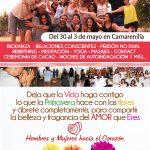 Encuentro Puente de Mayo (Del 30 de abril al 3 de mayo en Camarenilla, Toledo)