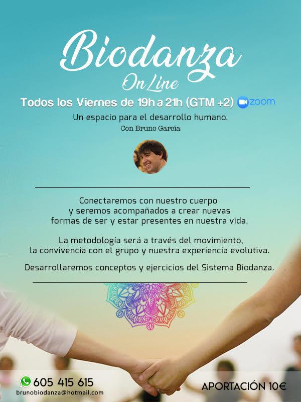 Biodanza Online