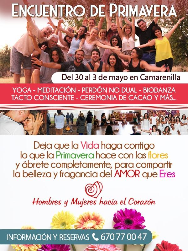 Encuentro de Primavera en Camarenilla